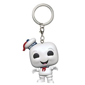 [Ghostbusters: Pocket Pop! Vinyl Keychain: Stay Puft (Product Image)]