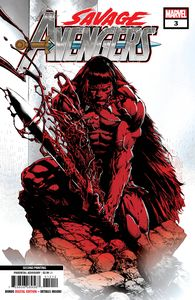 [Savage Avengers #3 (2nd Printing Finch Variant) (Product Image)]