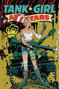 [Tank Girl All Stars #4 (Cover C Mcmahon) (Product Image)]