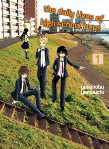 [The Daily Lives Of High School Boys: Volume 1 (Product Image)]