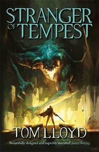 [The God Fragments: Book 1: Stranger Of Tempest (Product Image)]