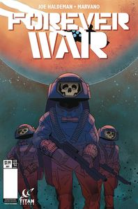 [Forever War #2 (Cover C Culbard) (Product Image)]