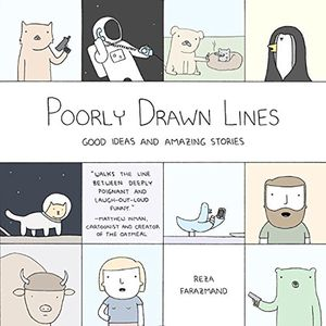 [Poorly Drawn Lines: Good Ideas & Amazing Stories (Product Image)]