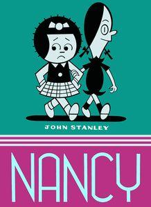 [John Stanley Library: Nancy: Volume 2 (Hardcover) (Product Image)]