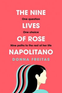 [The Nine Lives Of Rose Napolitano (Hardcover) (Product Image)]