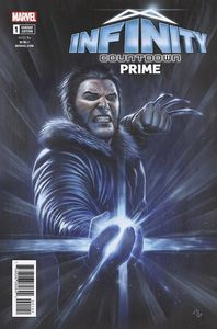 [Infinity Coundown: Prime #1 (Logan Holds Infinity Variant) (Product Image)]