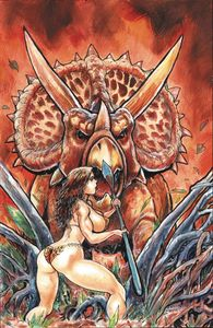 [Cavewoman: Destination Jungle #1 (Cover A Massey) (Product Image)]