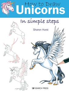 [How To Draw Unicorns: In Simple Steps (Product Image)]