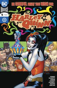 [Harley Quinn: Be Careful What You Wish For #1 (Product Image)]