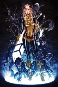 [New Mutants: Dead Souls #1 (Mark Brooks Dark Child Virgin Variant Cover B) (Product Image)]