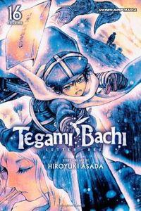 [Tegami Bachi: Volume 16 (Product Image)]