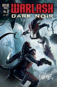[Warlash: Dark Noir #2 (Signed Edition) (Product Image)]