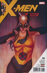 [X-Men: Red #8 (Product Image)]