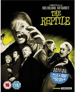 [Reptile: Double Play (Blu-Ray) (Product Image)]