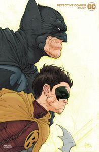 [Detective Comics #1027 (Frank Quitely Batman Robin Variant) (Product Image)]