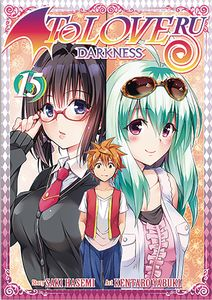 [To Love Ru Darkness: Volume 15 (Product Image)]