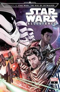 [Journey To Star Wars: The Rise Of Skywalker: Allegiance #3 (Product Image)]