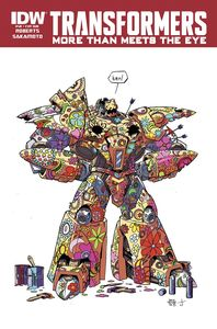 [Transformers: More Than Meets Eye #48 (Subscription Variant) (Product Image)]