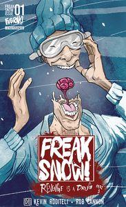 [Freak Snow #1 (Cover C Pantazis) (Product Image)]