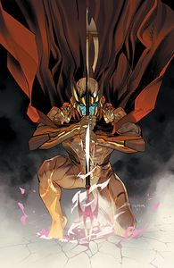[Mighty Morphin #10 (Cover I Unlockable Mora Spoiler Variant) (Product Image)]