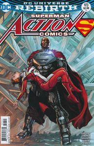 [Action Comics #973 (Variant Edition) (Product Image)]