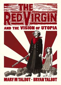 [Red Virgin & The Vision Of Utopia (Signed Edition - Hardcover) (Product Image)]