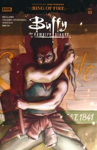 [Buffy The Vampire Slayer #13 (Cover A Main Lopez) (Product Image)]