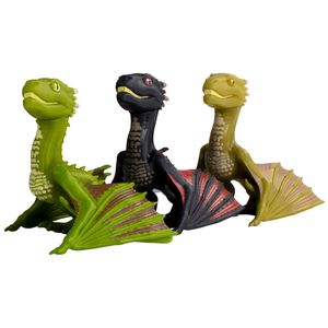 [Game Of Thrones: TITANS Vinyl Figure 3 Pack: Young Dragons (SDCC) (Product Image)]