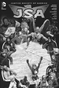 [JSA: Omnibus: Volume 3 (Product Image)]
