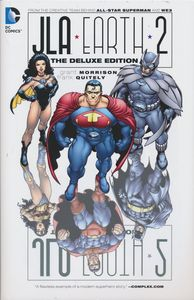 [JLA: Earth 2: Deluxe Edition (Hardcover) (Product Image)]