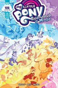 [My Little Pony: Friendship Is Magic #101 (Cover B Justasuta) (Product Image)]