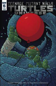 [Teenage Mutant Ninja Turtles: Universe #6 (Subscription Variant) (Product Image)]