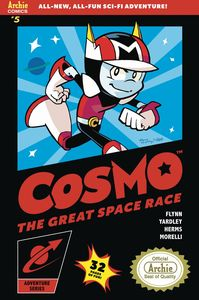 [Cosmo #5 (Cover B Game Box Art) (Product Image)]