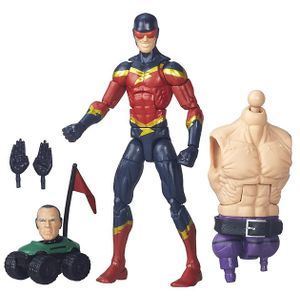 [Marvel: Amazing Spider-Man Legends: Wave 5 Action Figure: Foes Of Spider-Man Speed Demon (Product Image)]