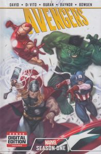 [Avengers: Season One (Premier Edition Hardcover) (Product Image)]