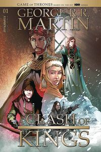 [George R.R. Martin's A Clash Of Kings #1 (Cover B Rubi) (Product Image)]