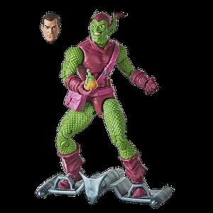 [Spider-Man : Marvel Legends Action Figure: Vintage Green Goblin (Product Image)]