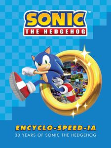 [Sonic The Hedgehog: Encyclo-speed-ia (Hardcover) (Product Image)]