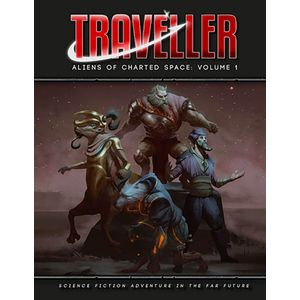 [Traveller: Aliens Of Charted Space: Volume 1 (Product Image)]