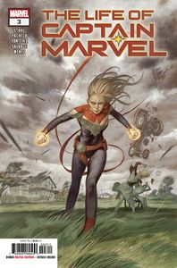 [Life Of Captain Marvel #3 (Product Image)]