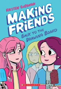 [Making Friends: Back To The Drawing Board (Product Image)]