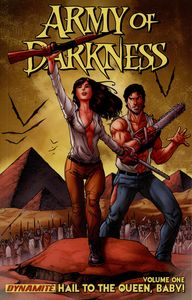 [Army Of Darkness: Volume 1: Hail To The Queen. Baby! (Product Image)]