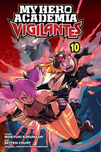 [My Hero Academia: Vigilantes: Volume 10 (Product Image)]