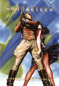 [The Rocketeer: High Flying Adventures (Hardcover) (Product Image)]