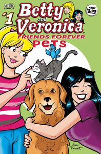 [Betty & Veronica: Friends Forever: Pets (Product Image)]