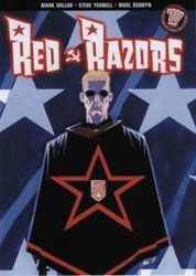[2000AD: Red Razors (Product Image)]
