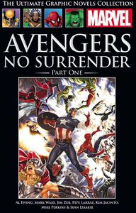 [Marvel Graphic Novel Collection: Volume 242: Avengers No Surrender Part 1 (Hardcover) (Product Image)]