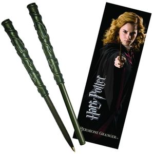[Harry Potter: Wand Pen & Bookmark Set: Hermione (Product Image)]