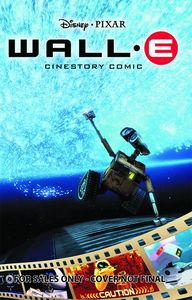 [Disney/Pixar Wall-E Cinestory: Collected Edition (Hardcover) (Product Image)]