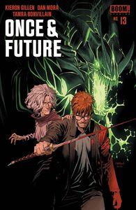 [Once & Future #13 (Cover A) (Product Image)]